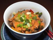 Wok mit Pute und viel Gemüse - Rezept