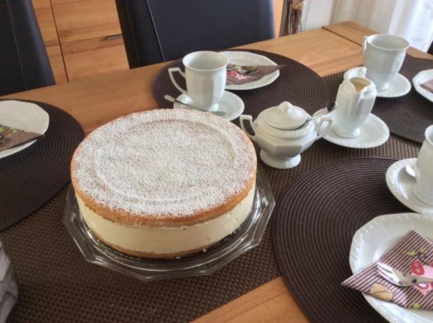 Quark-Sahne-Torte - Rezept - Bild Nr. 2