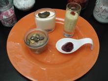 Drei Puddingvariationen - Rezept