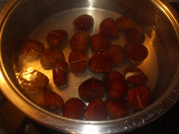 Maronen-Kartoffelpüree - Rezept - Bild Nr. 2