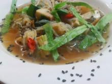 Asia-Pilz-Suppe - Rezept