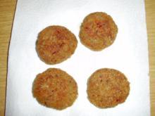 Buchweizen-Frikadellen - Rezept