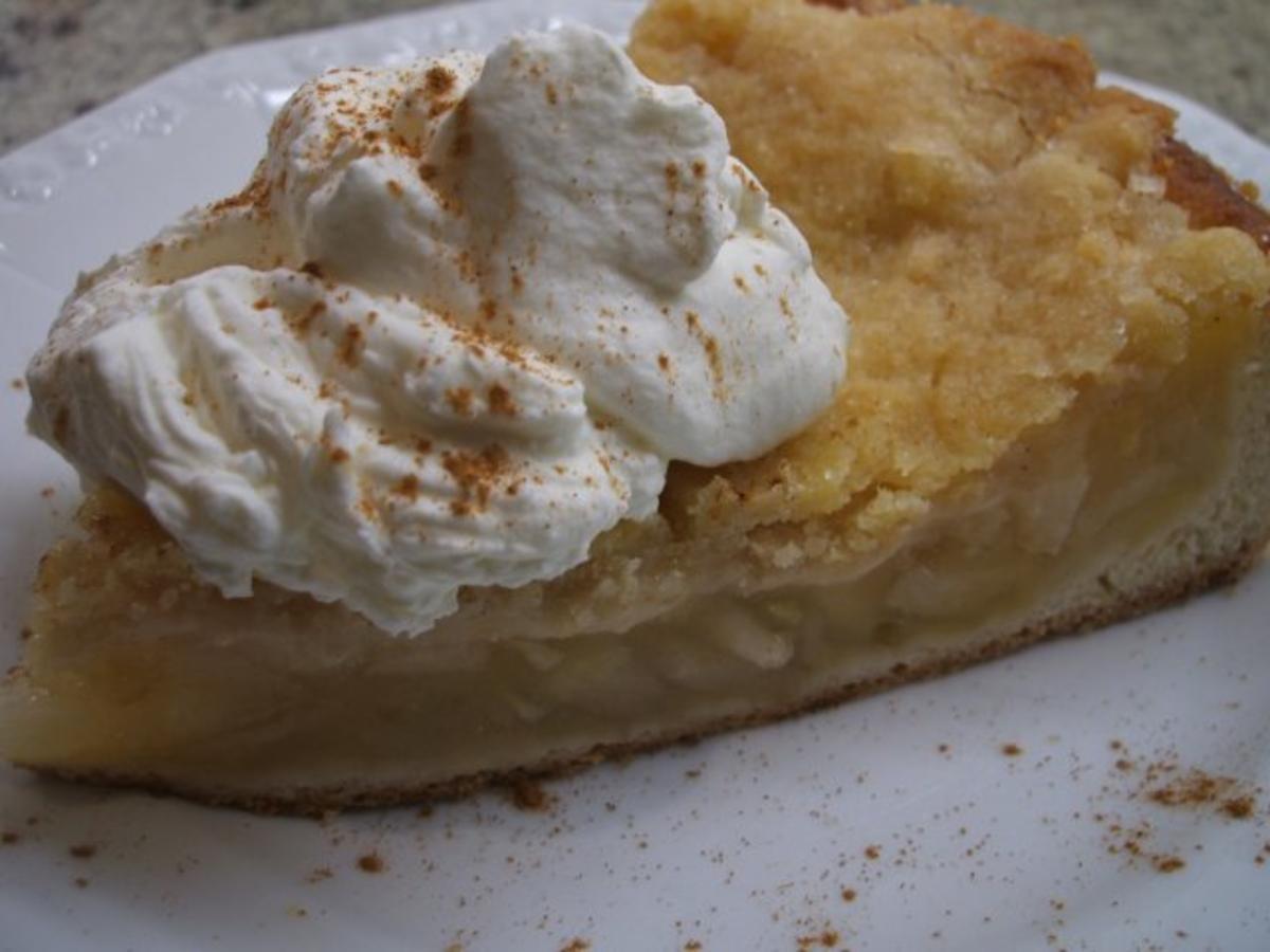 Backen: Apfelkuchen mit Streuselkruste - Rezept By lunapiena