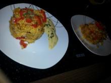 Pikanter Cous Cous Salat - Rezept