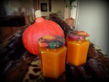 Herbstliche Kürbis-Marmelade mit dem Thermomix - Rezept