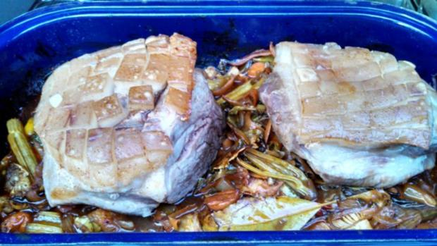 Sloppy Joe - with slow cooked Roast Pork - Rezept - Bild Nr. 7