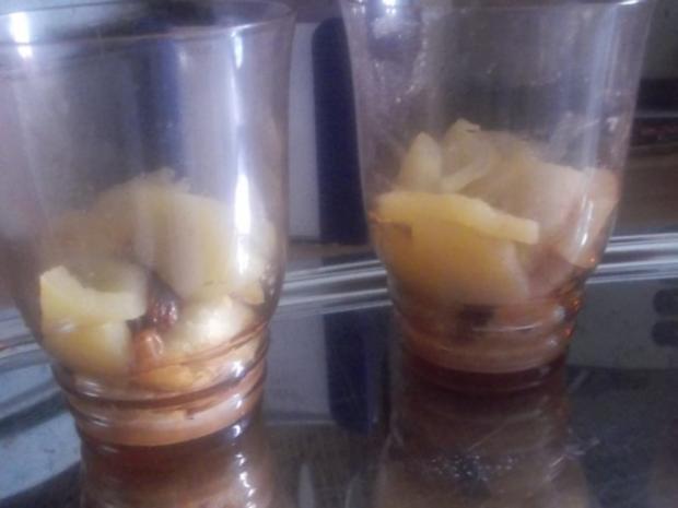 Dessert - Apfeldessert mal anders - Rezept - Bild Nr. 3