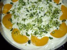 pfirsich-pistazien-vanilletorte - Rezept
