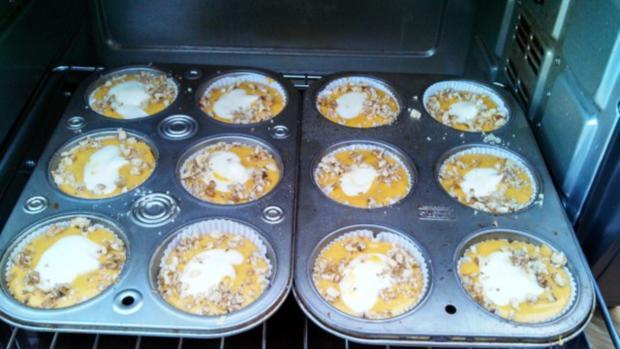 Pumpkin Cream Cheese Muffins - Rezept - Bild Nr. 5