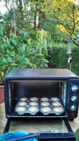 Pumpkin Cream Cheese Muffins - Rezept - Bild Nr. 6