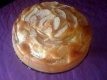 Apfel-Becherkuchen - Rezept