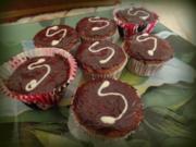Sacher-Muffins - Rezept