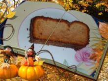 Kuchen : mit Honig - Gewürzkuchen - Rezept