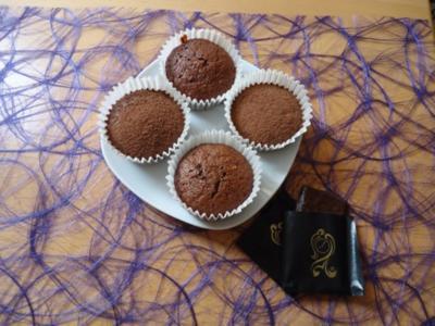 Schoko-Minz-Muffins - Rezept