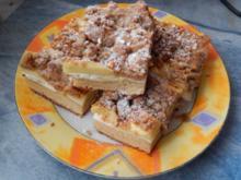 Apfel-Quark-Kuchen - Rezept