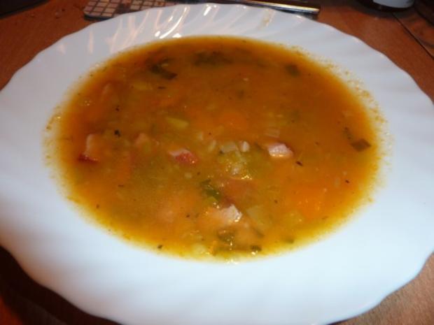 Suppen: Kürbis-Kartoffelsuppe - Rezept - Bild Nr. 2