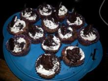 Oreo Muffins - Rezept
