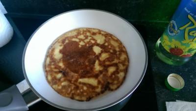 Low Carb Pfannkuchen - Rezept