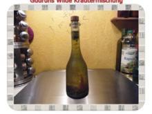 "Öl: ""Wilde"" Kräutermischung für aromatisiertes Öl - Rezept"