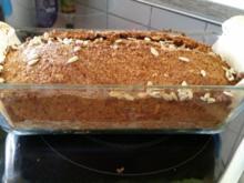 Low-Carb Brot - Rezept
