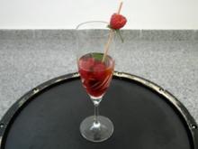 Schampus und Pilsette (Aperitif) - Rezept