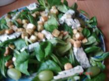 Herbstsalat - Rezept