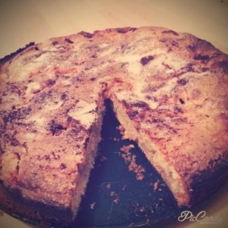Apple-Cream-Cheese-Cake - Rezept - Bild Nr. 3