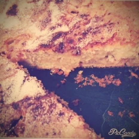 Apple-Cream-Cheese-Cake - Rezept - Bild Nr. 4