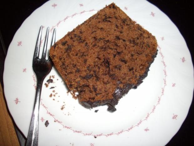 schoko-kaffee-kuchen - Rezept