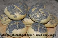 Mohnbrötchen - Rezept - Bild Nr. 13