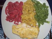 Dreifarbige Nudeln - Rezept - Bild Nr. 291