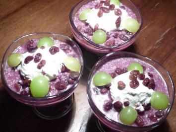 """"""" Sii """" Unterwalliser** festlicher Dessert mit Zimtsahne - Rezept"""