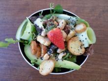 """Zickiges Zebra"" - Salat mit Biltong - Rezept"