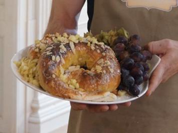 Rezept: Schnecken Apfelstrudel