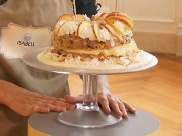 Apple Strudel in Tortenform - Rezept