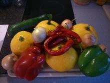 Zucchinisoße/Dipp... Mexikanische Art! - Rezept