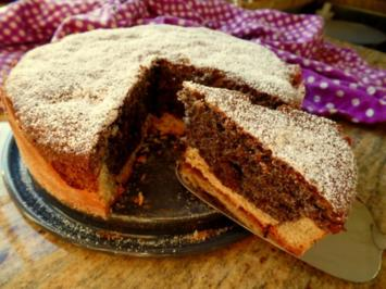 Kleiner saftiger Mohnkuchen - Rezept