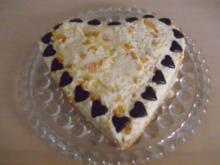 Schmand - Mandarinen Torte - Rezept