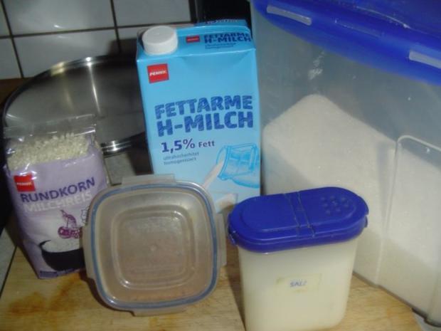 Milchreis  locker, lecker - Rezept - Bild Nr. 2