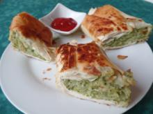 Knusprige Broccoli-Rollen - Rezept