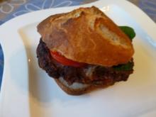 Hamburger nach meiner Art - Rezept