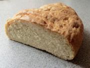 Backen: Weizen-Sauerteig-Brot - Rezept
