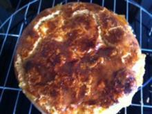Kuchenzwerg : Gedeckter Apfelkuchen - Rezept