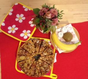 Rezept: Rübli-Hafer-Kuchen