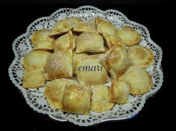 Mürbteig  Apfel Taschen - Rezept - Bild Nr. 2