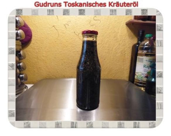 Öl: Toskanisches Kräuteröl - Rezept - Bild Nr. 4