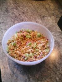 Kichererbsen-Salat mit Feta - Rezept