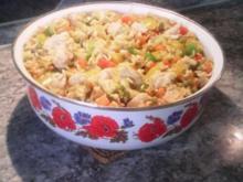 Nasi goreng a la Annett - Rezept