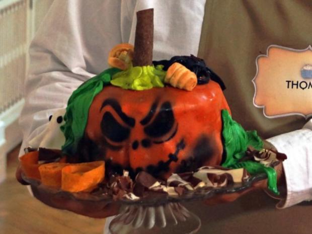 """Green-spooky-Tomate-Pumpkin"" - Rezept"