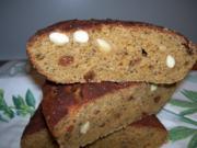 Dinkelvollkornbrot mit Süßlupinenmehl verfeinert - Rezept